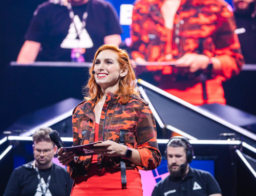 Gamer tenía que ser: Lara Smirnova, presentadora y redactora de videojuegos e esports