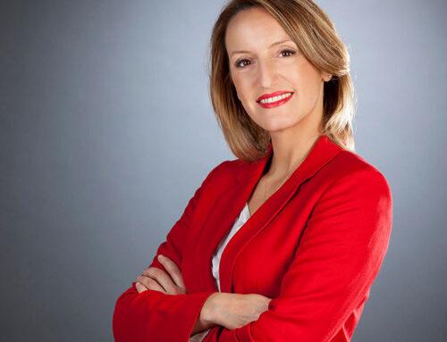 Gamer tenía que ser: Virginia Calvo, copropietaria y responsable de Relaciones Institucionales en Good Game Group, CEO de Versus Gamers y propietaria de Atlas Informática, y socia fundadora de la Asociación de Clubes de Esports
